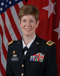 LTG Kathleen M. Gainey